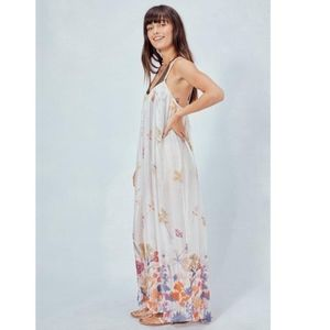 Lovestitch Floral Maxi Dress - M/L